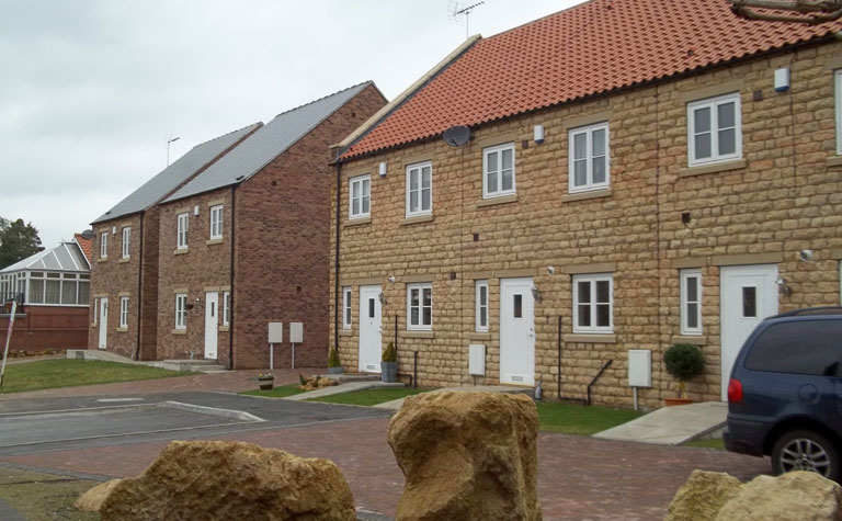 Whitwell Housing Development